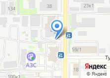 Компания «Бар» на карте