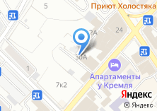 Компания «Алатау Трансферс» на карте