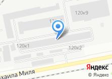 Компания «Тафэм» на карте