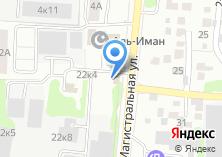 Компания «Маг» на карте