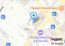 Компания «Лазурный берег» на карте