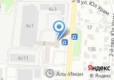 Компания «Велес Групп» на карте