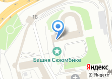 Компания «Музей истории государственности татарского народа и Республики Татарстан» на карте