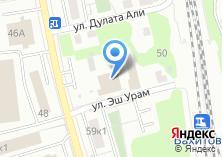 Компания «Центр временного содержания иностранных граждан УФМС России» на карте