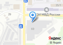 Компания «ФабрикАрт» на карте