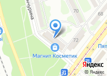 Компания «ПостМастер» на карте