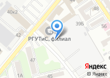 Компания «Таткрахмалпатока» на карте