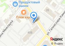 Компания «На Нариманова» на карте