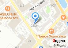 Компания «Сайда» на карте