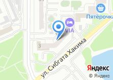 Компания «ТУРОтель» на карте