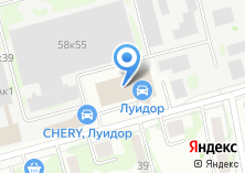 Компания «VOLVO CAR САВИНОВО» на карте