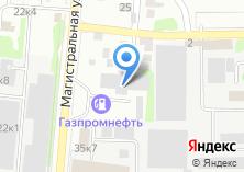 Компания «ЭкспоСервис» на карте