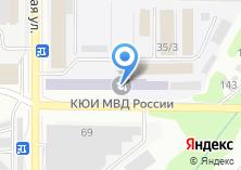 Компания «Казанский юридический институт МВД России» на карте