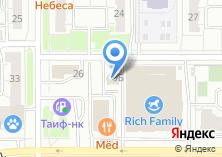 Компания «Кибер Флора» на карте