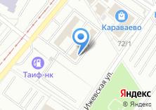Компания «МаркетСтрой» на карте