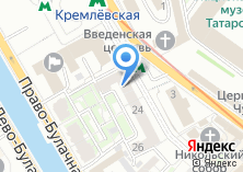 Компания «Русьимпорт-Казань» на карте