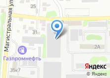 Компания «Тахографы Казань - Мастерская по тахографам» на карте