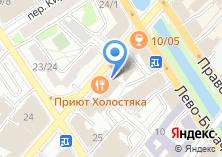 Компания «eTaxi24» на карте