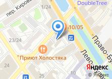 Компания «Барсукъ» на карте