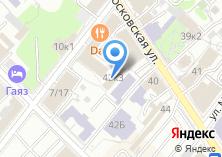 Компания «ТатИнтур» на карте