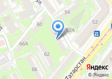 Компания «Спартак-3» на карте