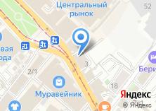 Компания «Аскер» на карте