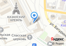 Компания «Совет муниципальных образований Республики Татарстан» на карте