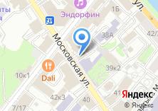 Компания «Пальмера» на карте