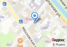 Компания «ВКР» на карте