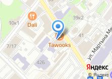 Компания «Профрезерв» на карте