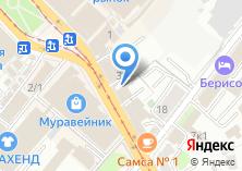 Компания «ТДМ Хадж» на карте