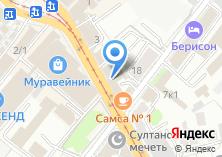 Компания «Навигатор возле вокзала» на карте