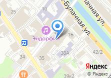 Компания «Туристическая компания светозарная» на карте
