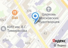 Компания «Часовня во имя святого благоверного князя Александра Невского» на карте