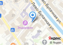 Компания «Master Food» на карте