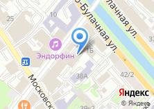 Компания «Единый центр услуг» на карте