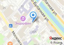 Компания «ВеЛюр Дизайн» на карте