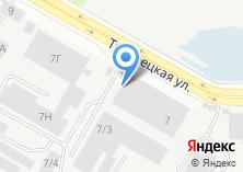 Компания «Медко» на карте