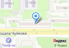 Компания «НКТ» на карте