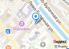 Компания «Авантъ» на карте