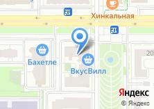Компания «Авто-Эксперт» на карте