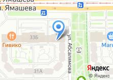 Компания «СпортАРС» на карте