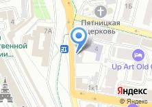 Компания «Антикремлевская» на карте