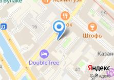 Компания «Баланс-аудит» на карте