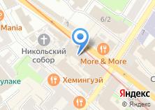 Компания «Cronos» на карте