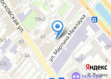 Компания «X-Mob» на карте