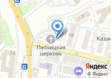 Компания «Часовня на ул. Большая Красная 1/2» на карте