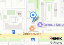 Компания «Денёв» на карте