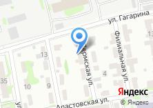 Компания «Студия предметного дизайна Гульнары Ураз» на карте