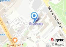 Компания «Адвокатский кабинет Куликовой Г.В.» на карте